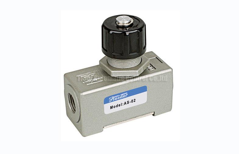 """Una manera G1//4 /""""neumática de flujo de control de velocidad válvula asc-08"""