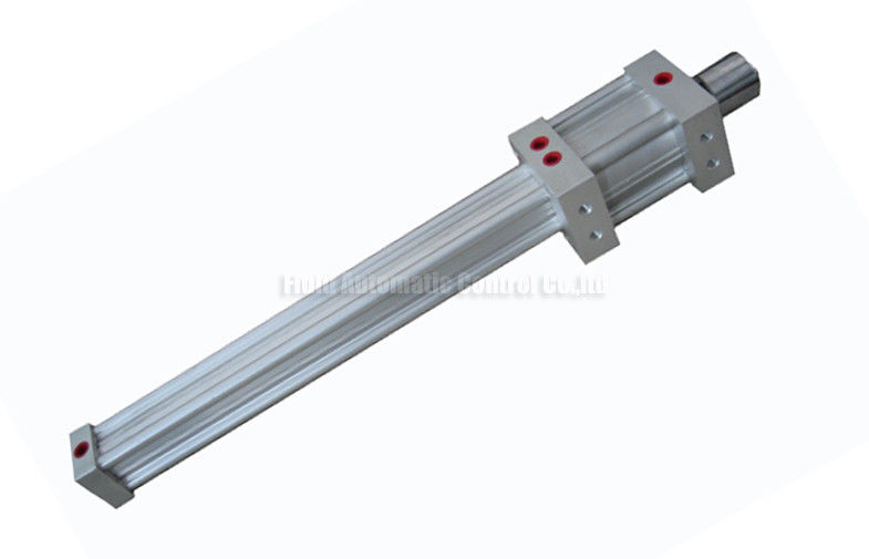 Tie rod Double Action Pneumatic Air Cylinder For Bottle Blower Machine
