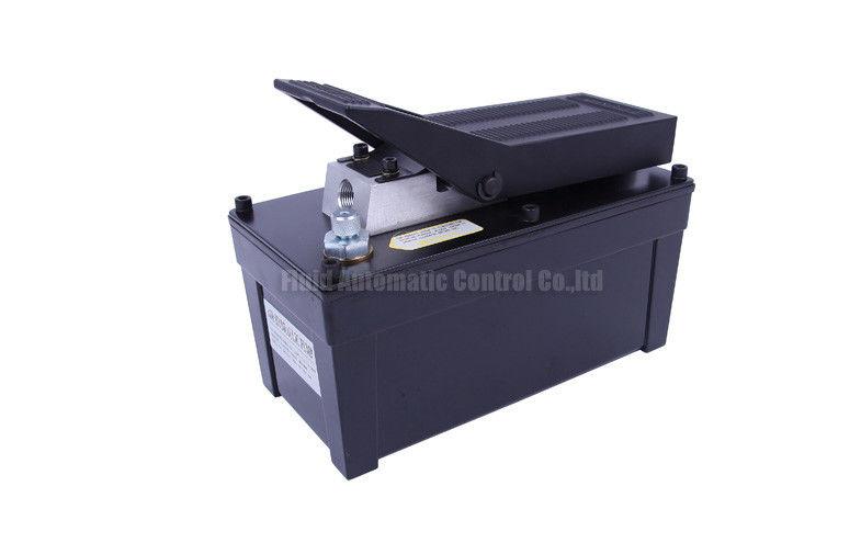 Ventile el depósito del metal de la pompa hydráulica 0.85L/min 1.7L, presión de funcionamiento 10000PSI para los espolones, prensas, extractor hydráulico
